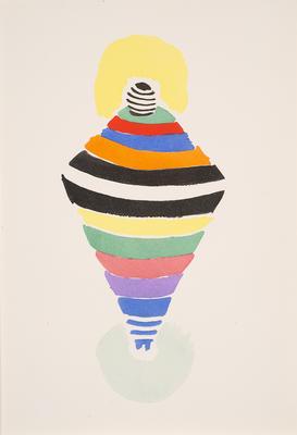 Artist: Sonia Delaunay, French, born Russia (now Ukraine), 1885-1979