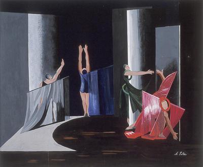 Artist: Alexandra Exter, French, born Russia (now Poland), 1882-1949
