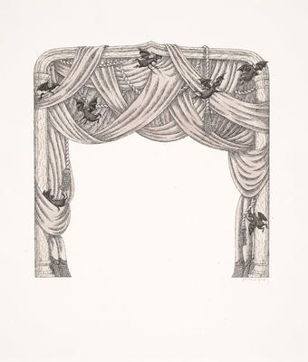 Artist: Edward Gorey, American, 1925-2000