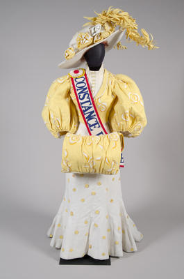 Costume for Constance Fletcher in The Mother of Us All