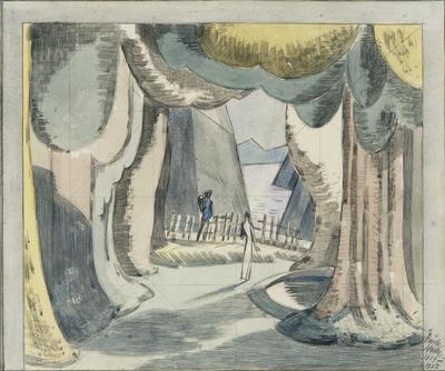 Artist: Paul Nash, British, 1889-1946