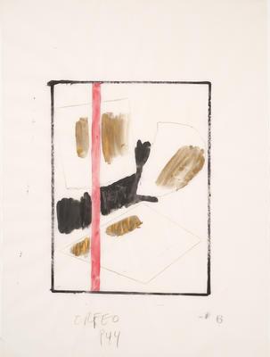 Artist: Louise Nevelson, American, born Russia (now Ukraine), 1899-1988