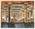 Scene design for Temple, Act IV, scene 2, in Aida