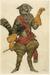 Artist: Léon Bakst, Russian, 1866-1924