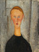Artist: Amedeo Modigliani, Italian, 1884-1920
